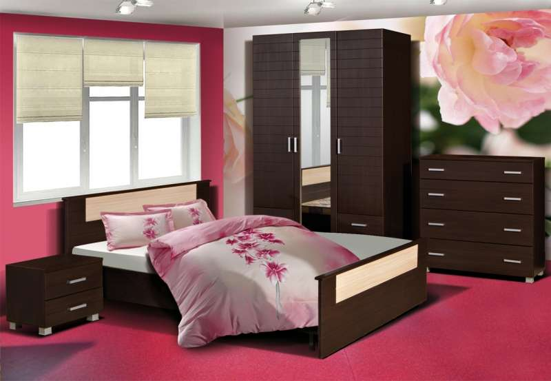 Спальня Милена-3 (Mebelus)