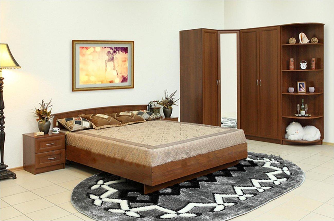 Спальня светлана-м7 (mebelus) купить в интернет магазине : с.