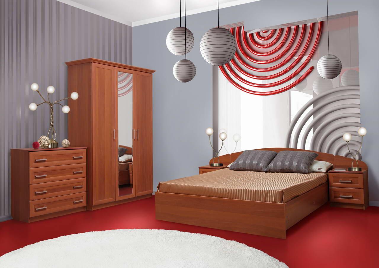 Маленькие спальни decor-furniture.