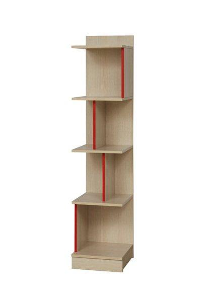 Шкаф-стеллаж Севилья 8 (Олмеко)