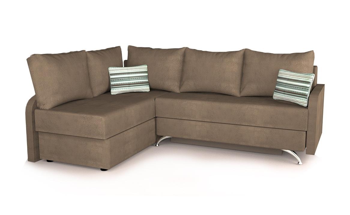 Угловой диван Монако (Mebelus)