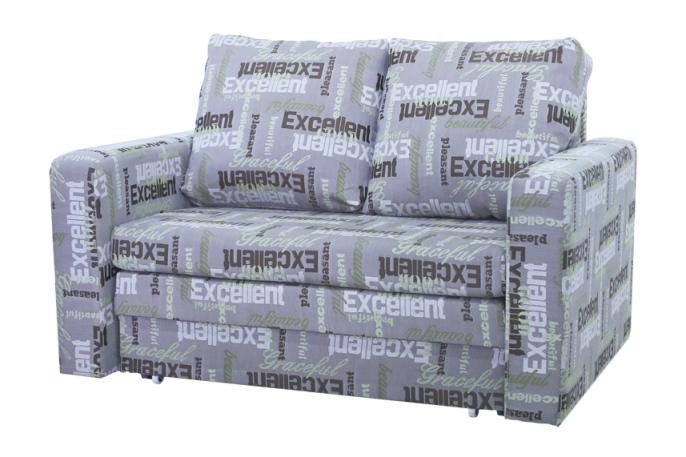 Выкатной диван Баттерфляй-120 (Mebelus)