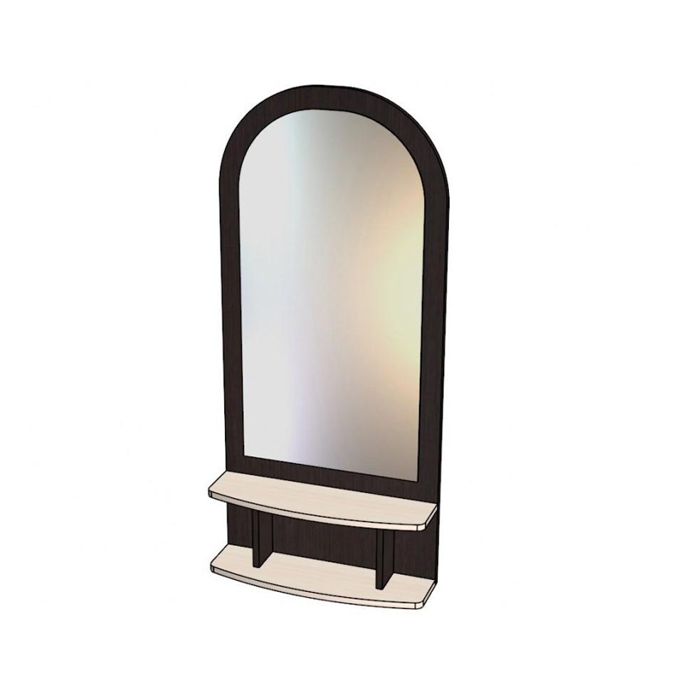 Зеркало с полкой (Linaura)