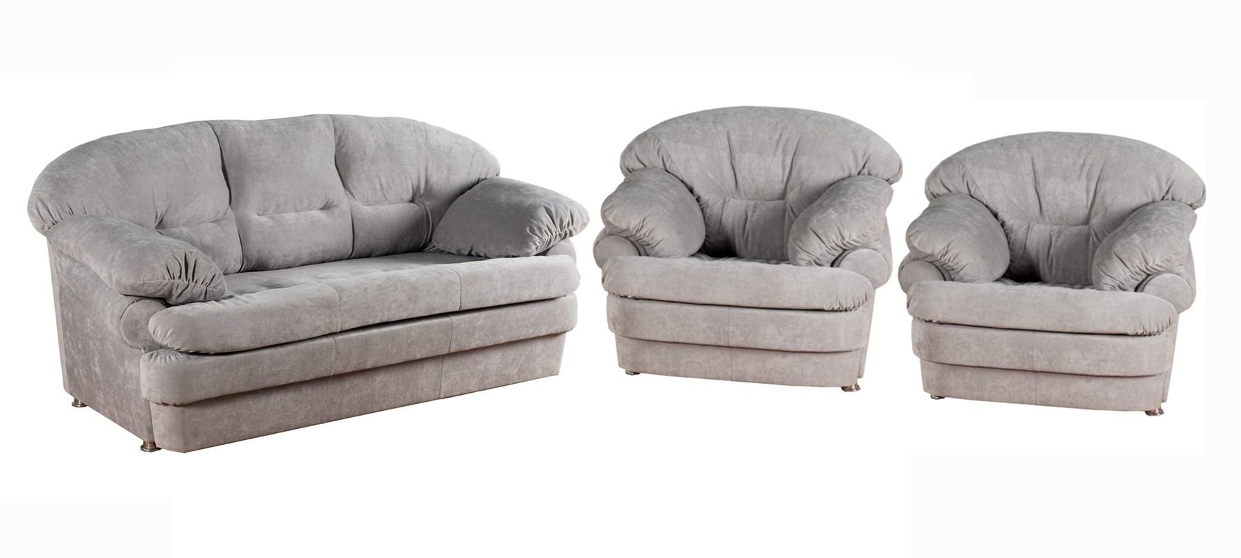 Комплект мягкой мебели Пассаж