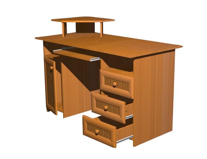 Стол компьютерный СКУ-4 компьютерный стол кс 20 30
