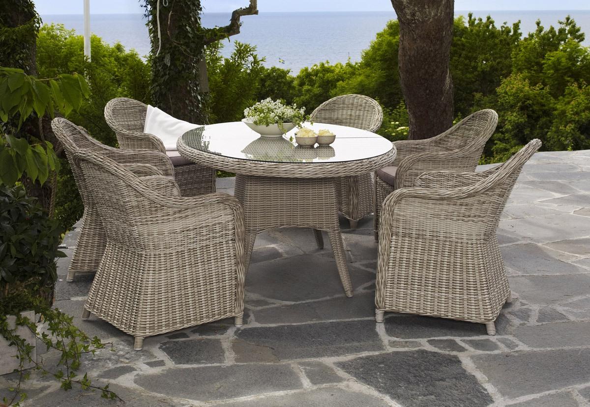 Комплект плетеной мебели San Diego beige плетеное кресло san diego mix