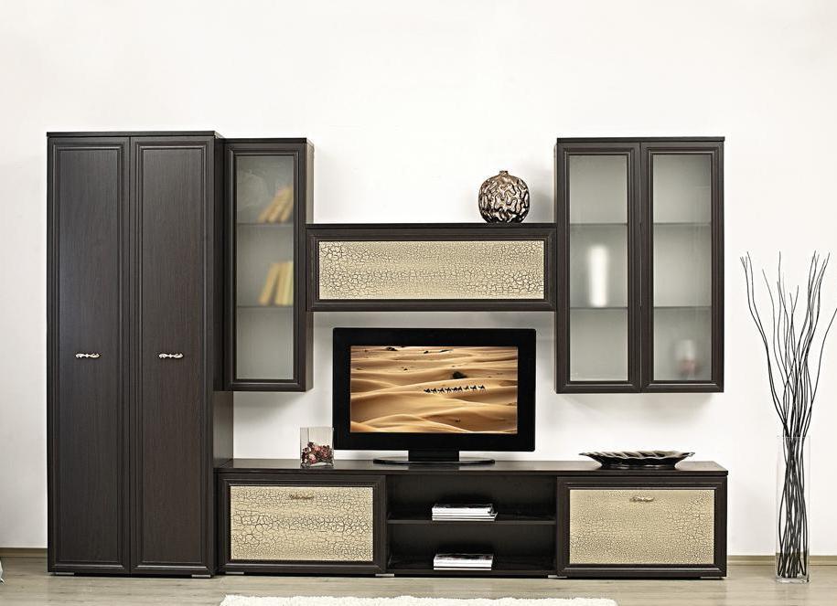 Стенка Саванна Комплектация №2 стенка для гостиной мебель трия саванна гн 234 004