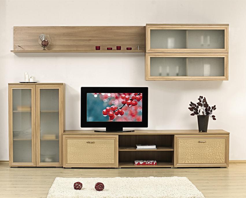 Стенка Саванна Комплектация №3 стенка для гостиной мебель трия саванна гн 234 004