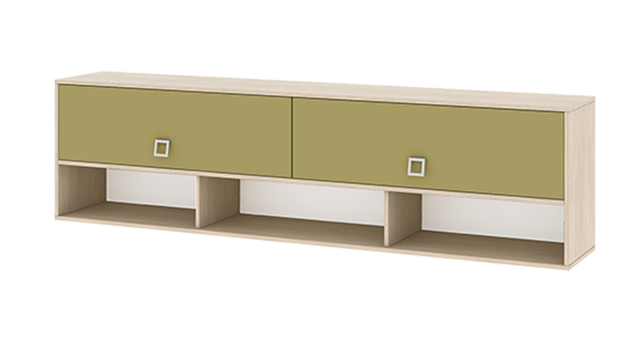 Секция настенная Тетрис мебель трия тетрис гн 154 003