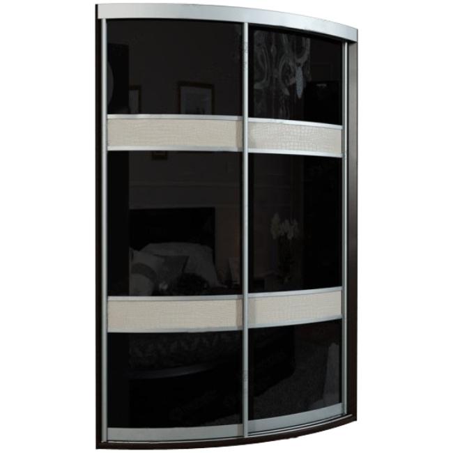 Угловой радиусный шкаф-купе Севилья 2-4 радиусный шкаф купе мебелайн 7