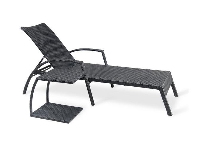 Шезлонг-лежак со столом A30/ AT30A Афина