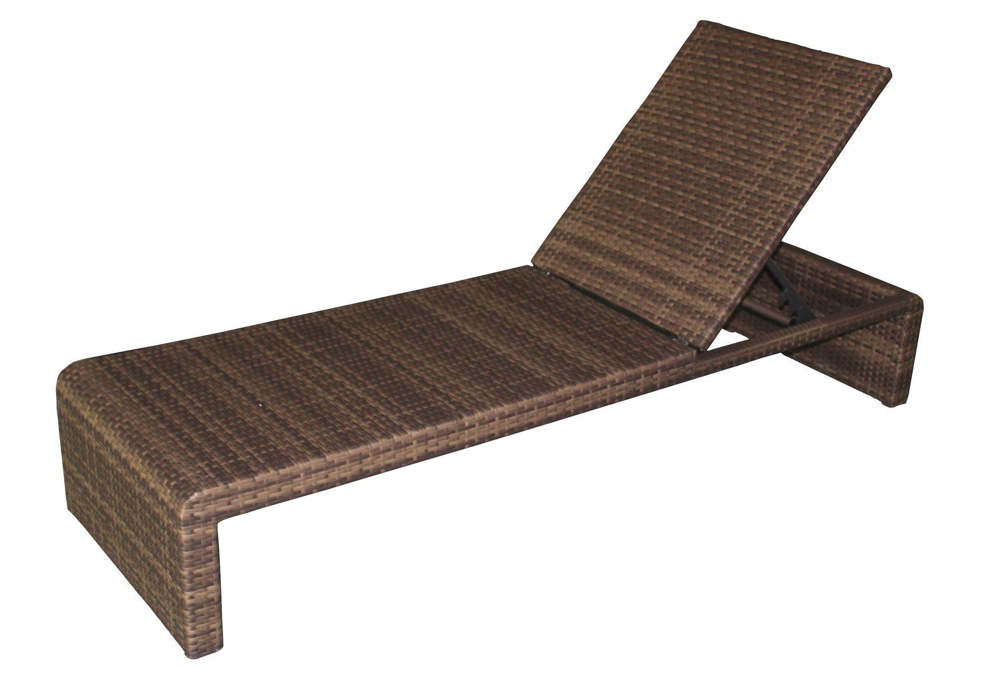 Шезлонг SunloungeПлетеная мебель из искусственного ротанга<br>Размер: 96х196 В60<br><br>Артикул: 522059<br>Материалы: Искусственный ротанг<br>Каркас: Алюминиевый<br>Полный размер: 96х196 В60<br>Цвет: Коричневый<br>Примечание: Подушка в стоимость не входит<br>Изготовление и доставка: 2-3 дня<br>Условия доставки: Бесплатная по Москве до подъезда<br>Условие оплаты: Оплата наличными при получении товара<br>Гарантия: 12 месяцев<br>Производство: Швеция<br>Производитель: Brafab