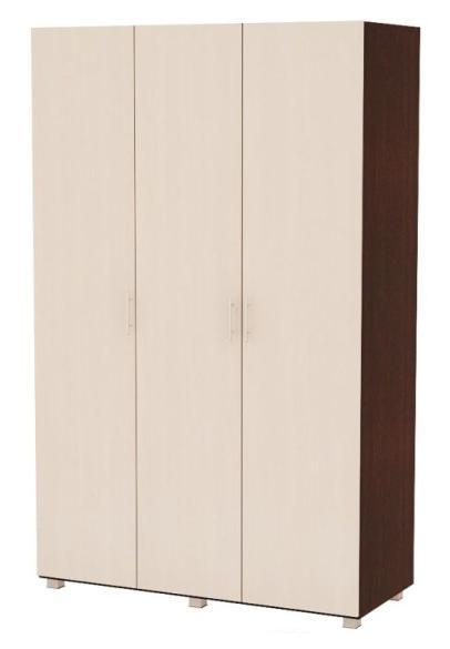 Шкаф 3-х дверный распашной