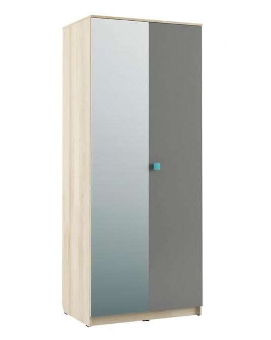 Шкаф 2-х дверный Доминика 451 nik by goergo w15100609585