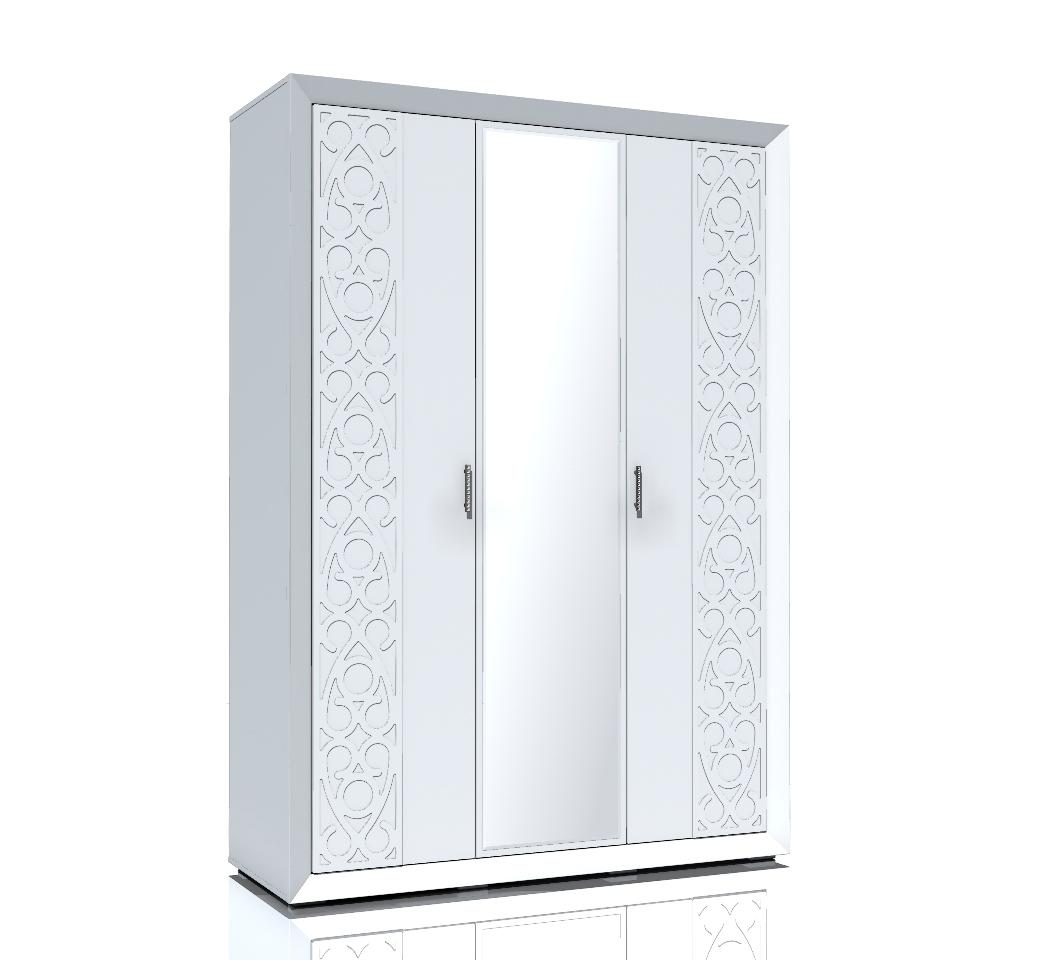 Шкаф комбинированный Адель 014.69-01 шкаф комбинированный прованс нм 009 23