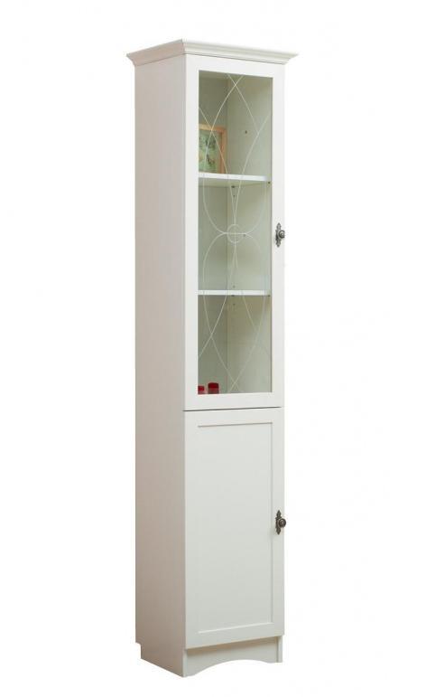 Шкаф для книг Прованс НМ 009.08-01 шкаф для книг астория hm 013 03