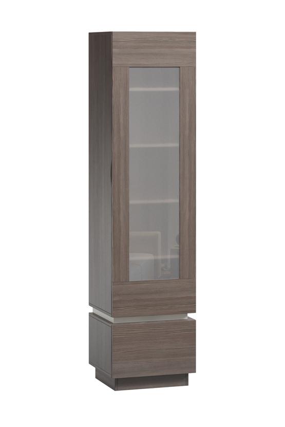 Шкаф-колонка Домино-1