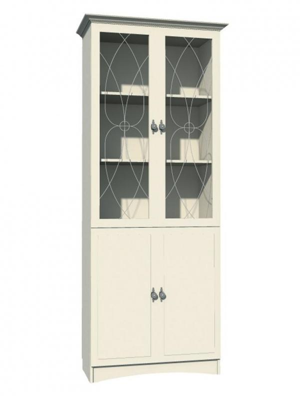 Шкаф комбинированный Прованс HM 009.23