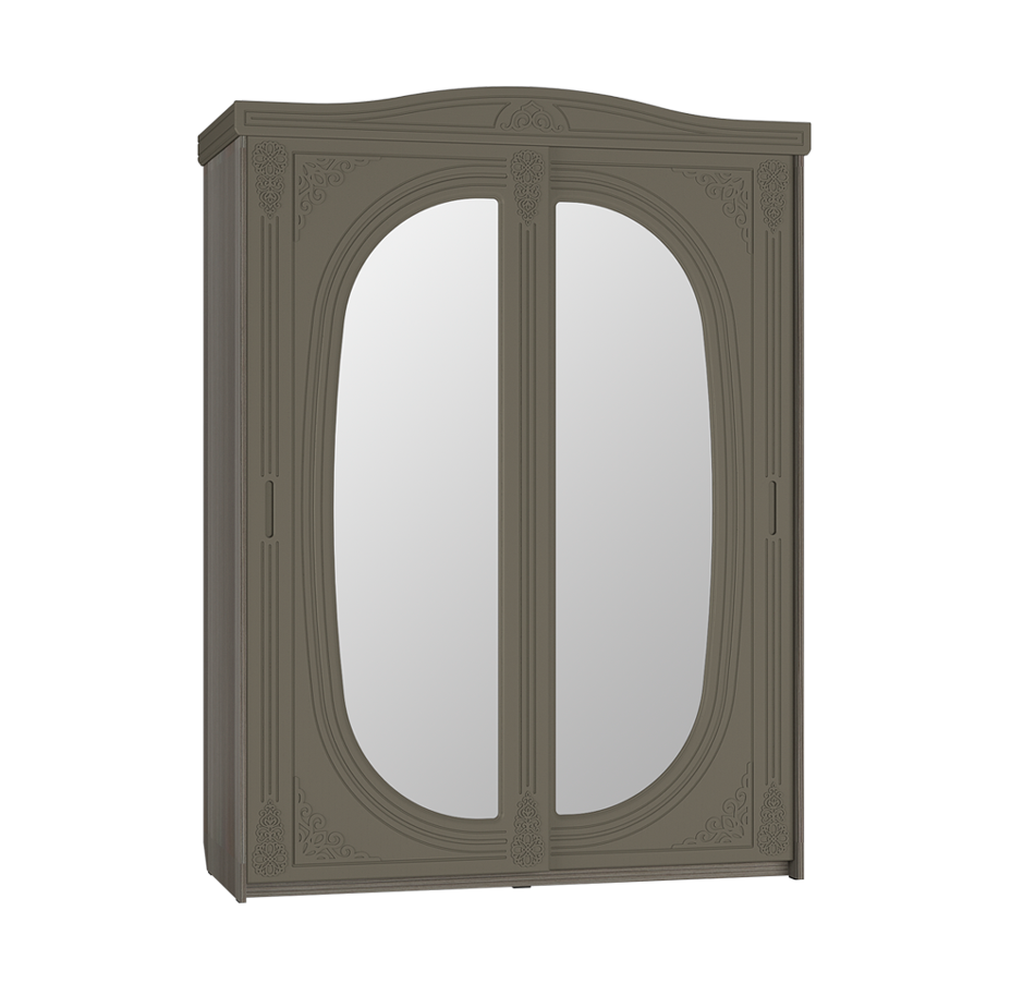Шкаф-Купе Ассоль Плюс АС-16 шкаф витрина компасс мебель ассоль плюс ас 01