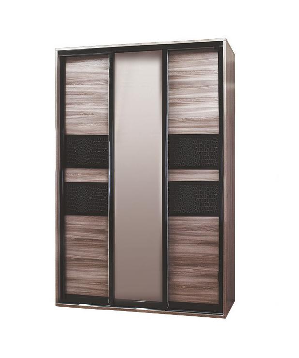 Шкаф-купе Гранд Ш2 радиусный шкаф купе мебелайн 7