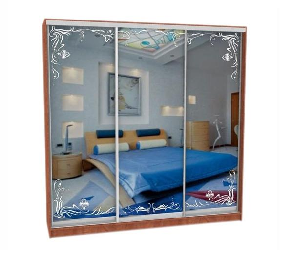 Шкаф-купе Грос-22 радиусный шкаф купе мебелайн 7