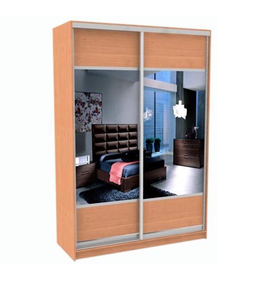 Шкаф-купе Грос-30 радиусный шкаф купе мебелайн 7