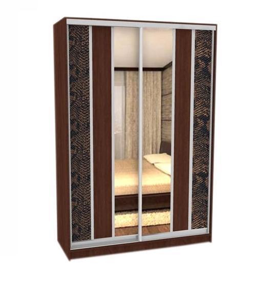 Шкаф-купе Грос-43 радиусный шкаф купе мебелайн 7