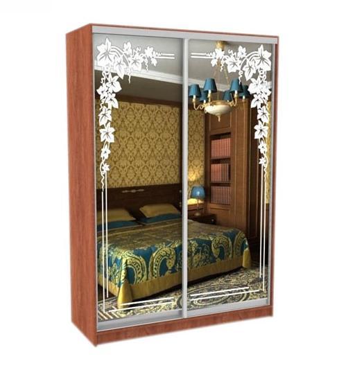 Шкаф-купе Грос-9 радиусный шкаф купе мебелайн 7