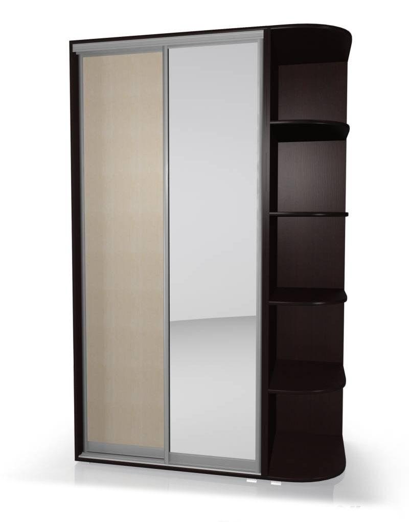 Шкаф-купе Мебелайн-10 стенка мебелайн 5