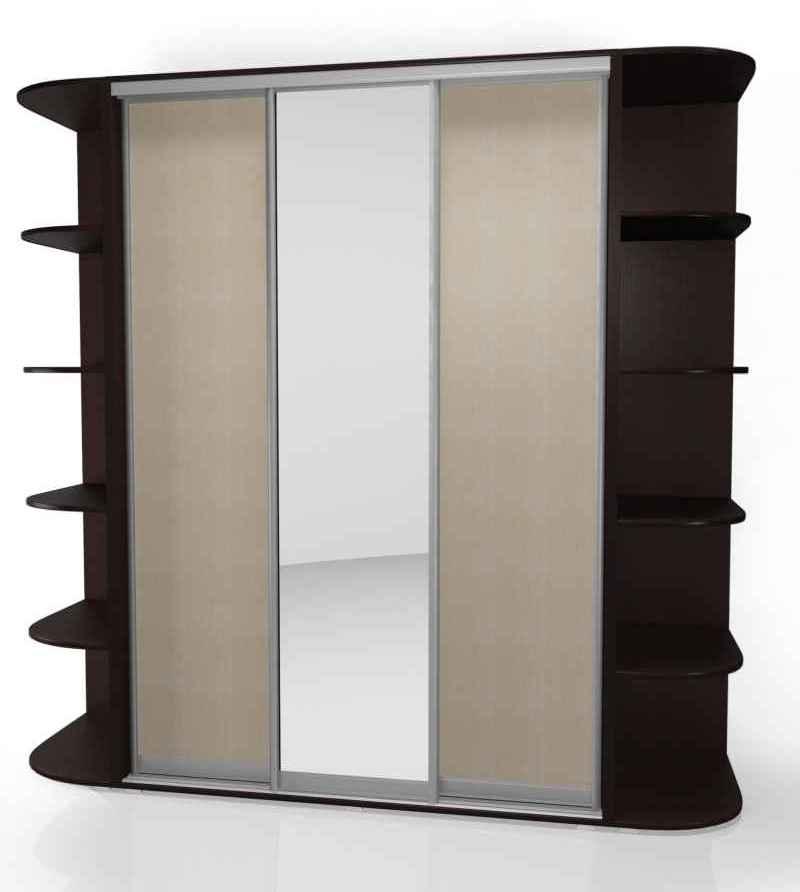 Шкаф-купе Мебелайн-13 библиотека мебелайн 4