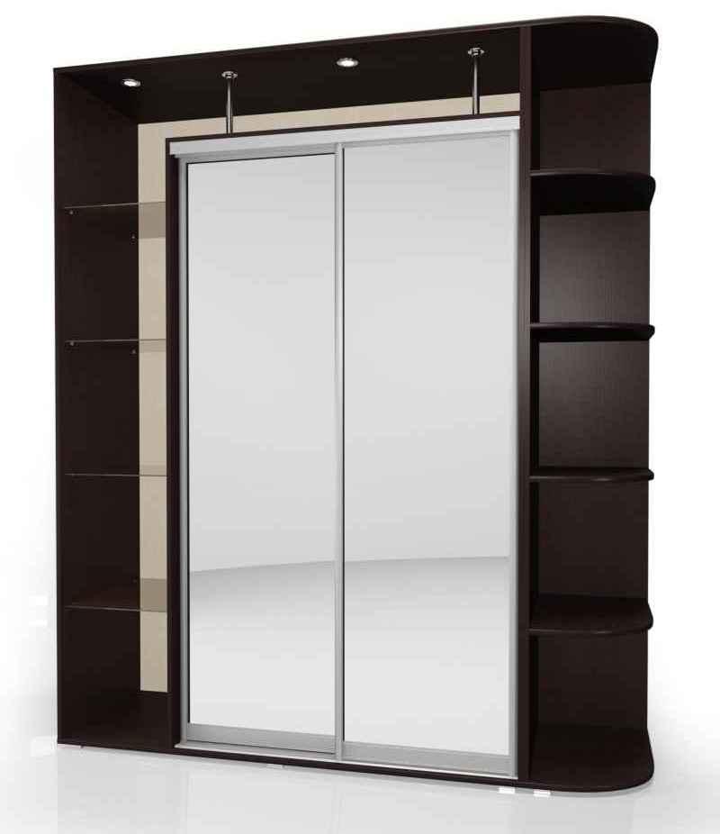 Шкаф-купе Мебелайн-16 стенка мебелайн 5