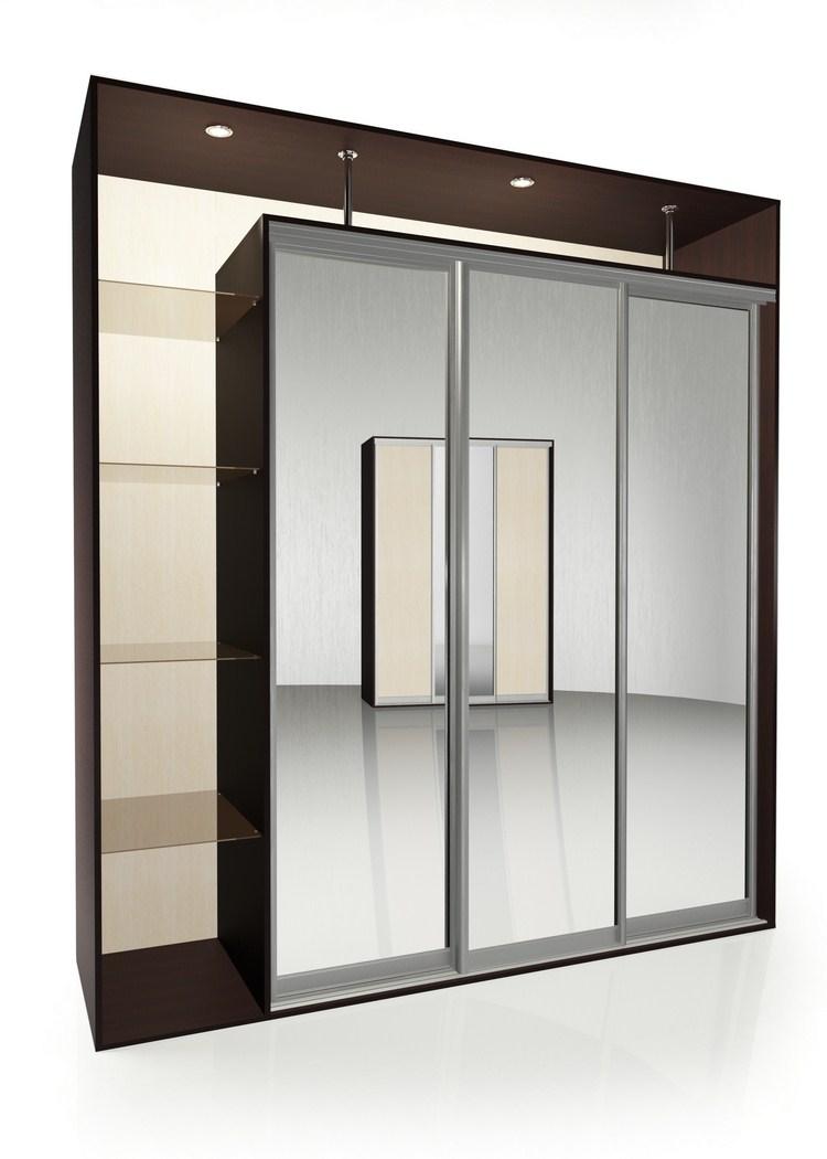 Шкаф-купе Мебелайн-7 шкаф купе мебелайн 1