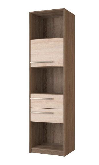 Шкаф для книг №99 (серия МДК 4.11)