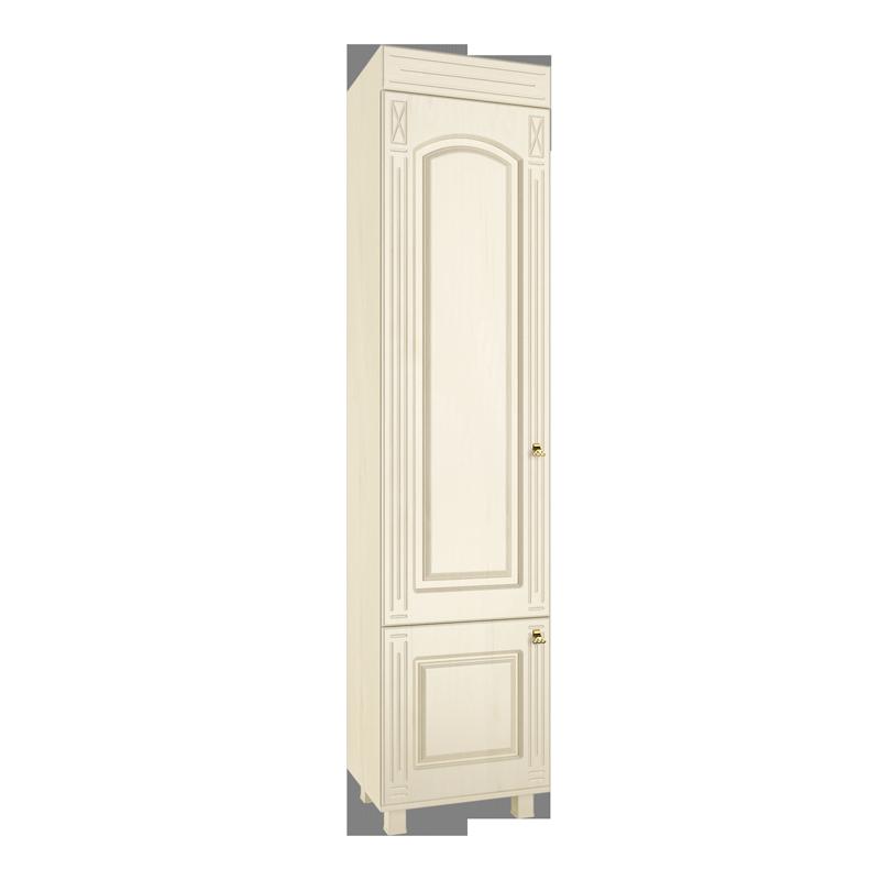 Шкаф-витрина Элизабет ЭМ-4.1 / ЭМ-4 набор эм 4 пр андорра 984045