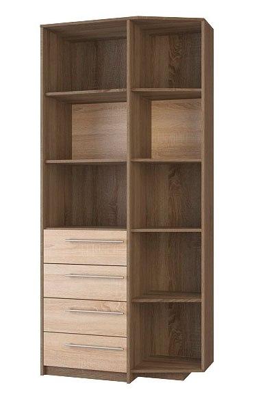 Шкаф для книг №96 (серия МДК 4.11)