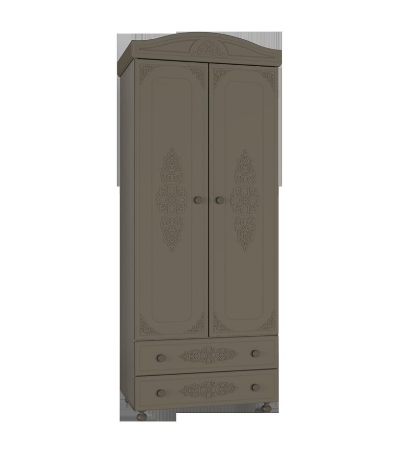 Шкаф для одежды Ассоль Плюс АС-2 шкаф витрина компасс мебель ассоль плюс ас 01