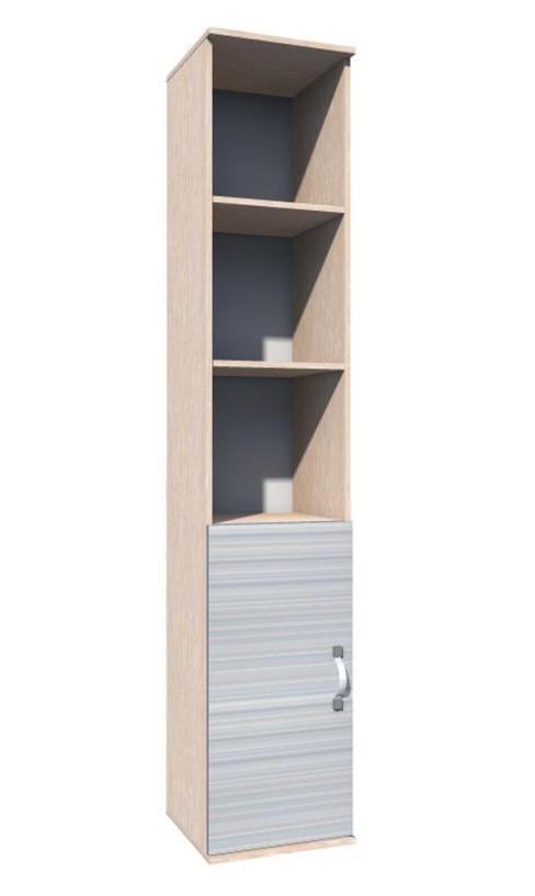 Шкаф для книг Модерн НМ 009.08