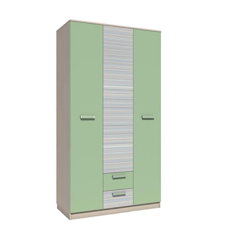 Шкаф комбинированный Рико Модерн НМ 013.08-01 М шкаф комбинированный прованс нм 009 17