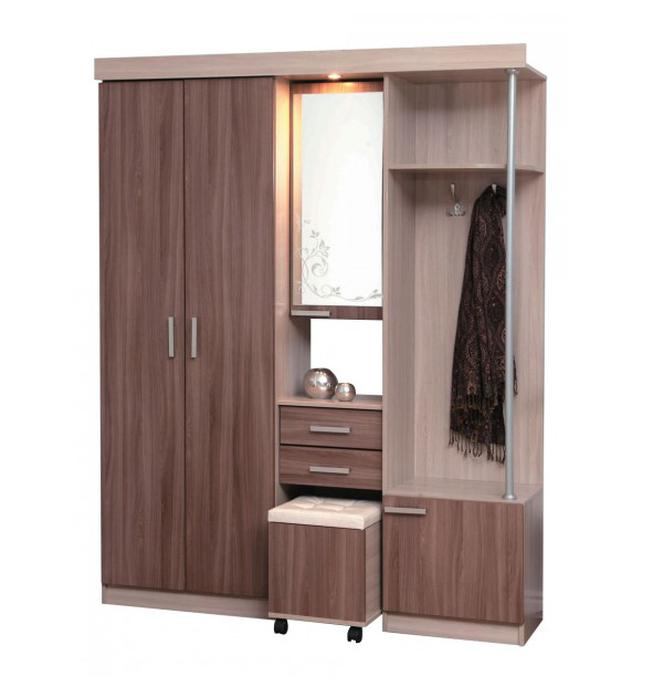 Шкаф комбинированный Дебют-5 Олмеко