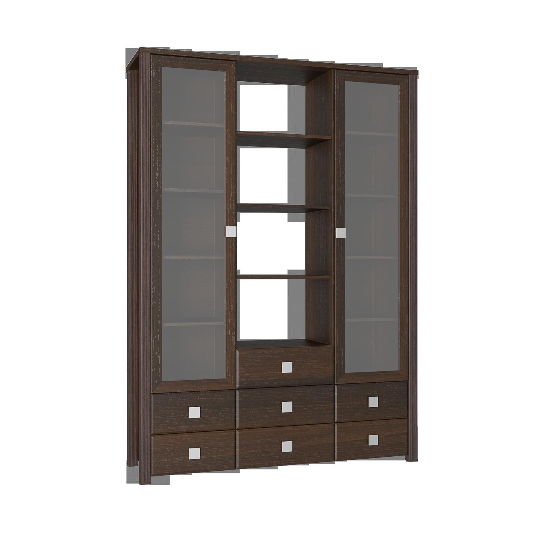 Шкаф комбинированный Изабель ИЗ-23