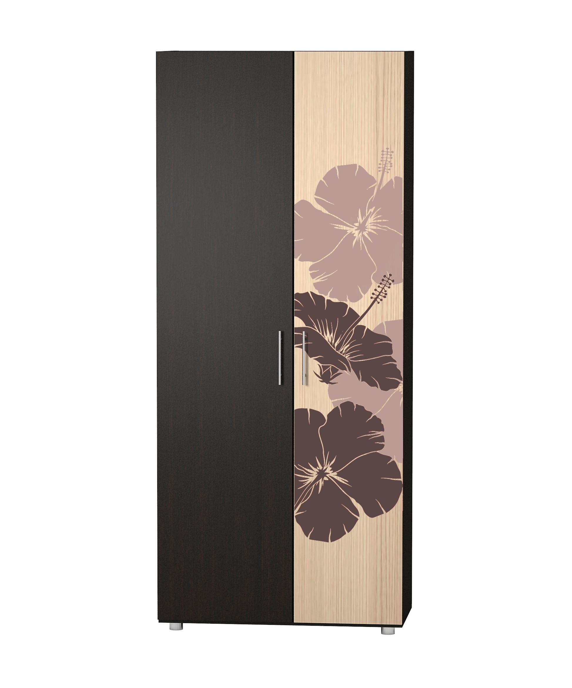 Шкаф комбинированный с полноцветной фотопечатью 9