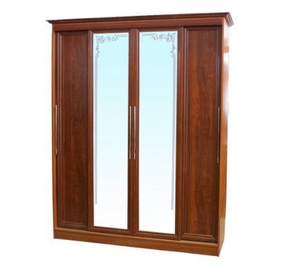 Шкаф купе №14 Теко радиусный шкаф купе мебелайн 7