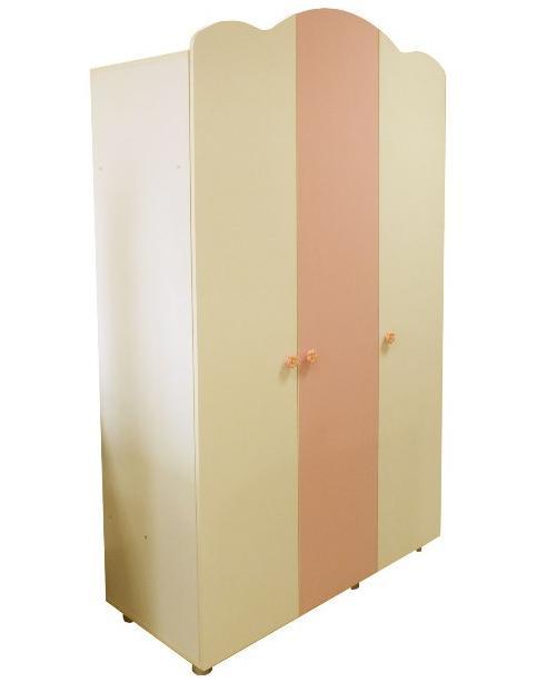 Шкаф трехстворчатый Настенька-2 МК Премиум