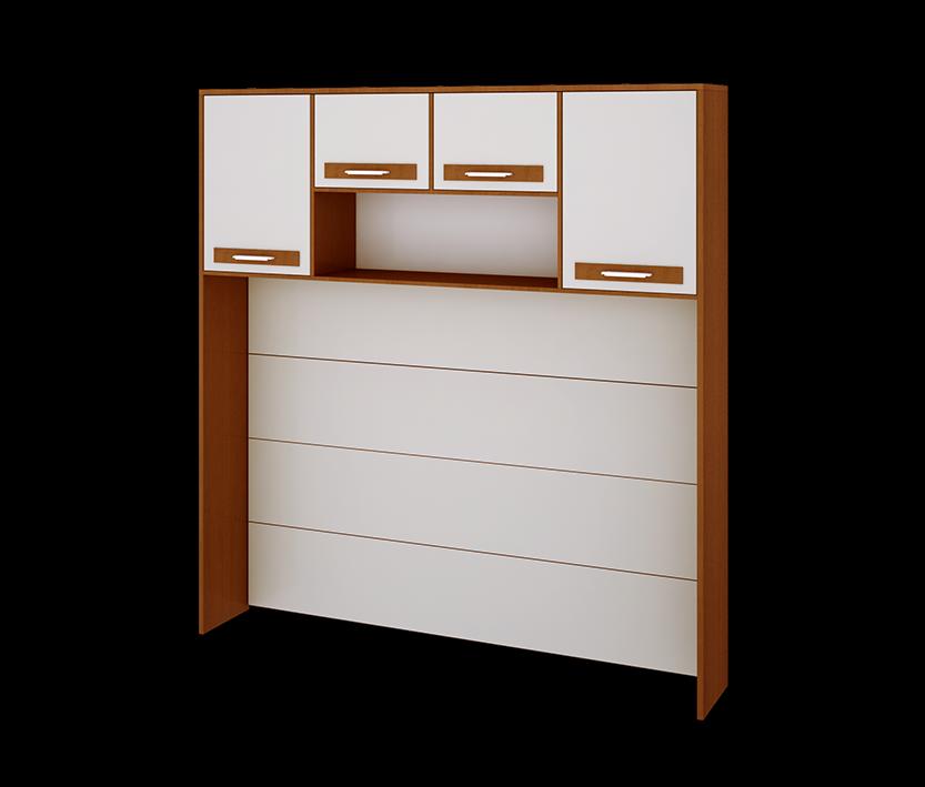 Шкаф с нишей 4-дверный Орион