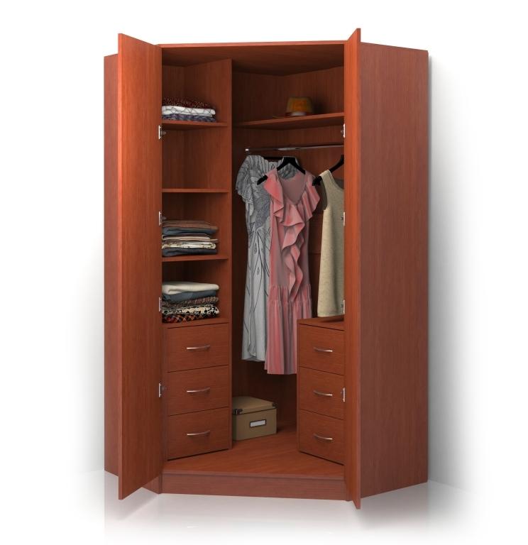 Шкаф угловой распашной Alisa-4 шкаф распашной рио 4 4