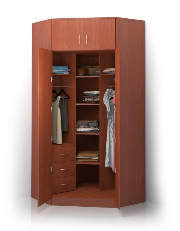 Шкаф распашной Alisa-15