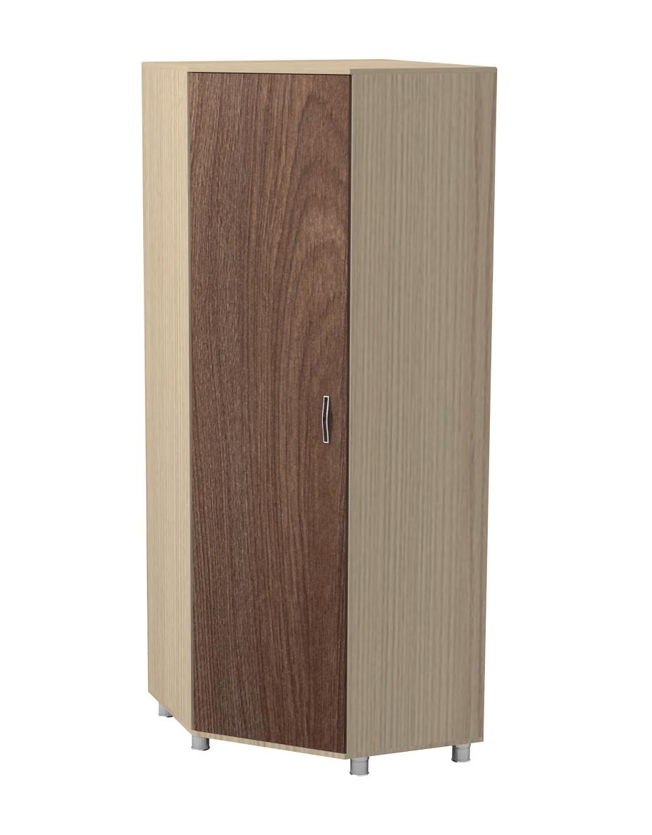 Шкаф угловой Алешка угловой шкаф премиум 82х45х240 см бук