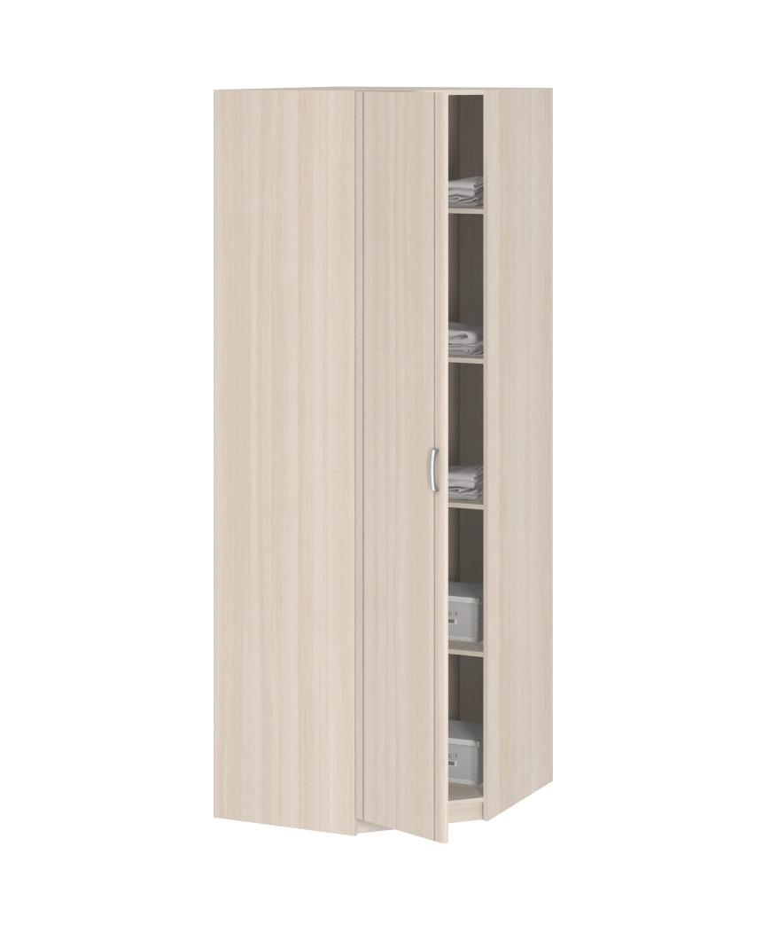Шкаф угловой для одежды Лотос
