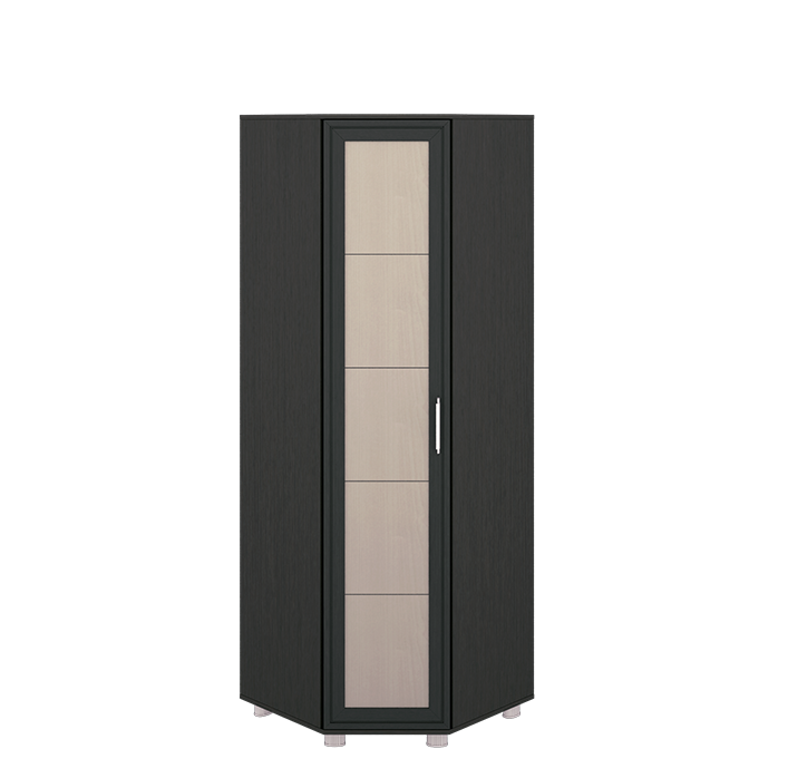 Шкаф угловой с 1 дверью Грета шкаф угловой с зеркальной дверью лючия