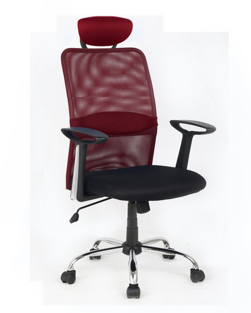 Кресло компьютерное H-8878 F-1 СтандартКомпьютерные кресла<br>Размер: 63х60 В120 (130)<br><br>Механизм: Механизм качания и газлифт<br>Материалы: Пластиковые подлокотники<br>Полный размер (ДхГхВ): 63х60х120(130)<br>Цвет: Бордо, Зеленый, Синий<br>Ткань: Сетка<br>Примечание: Доставляется в разобранном виде<br>Изготовление и доставка: 2-3 дня<br>Условия доставки: Бесплатная по Москве до подъезда<br>Условие оплаты: Оплата наличными при получении товара<br>Доставка по МО (за пределами МКАД): 30 руб./км<br>Подъем на лифте: 300 руб.<br>Гарантия: 12 месяцев<br>Производство: Китай